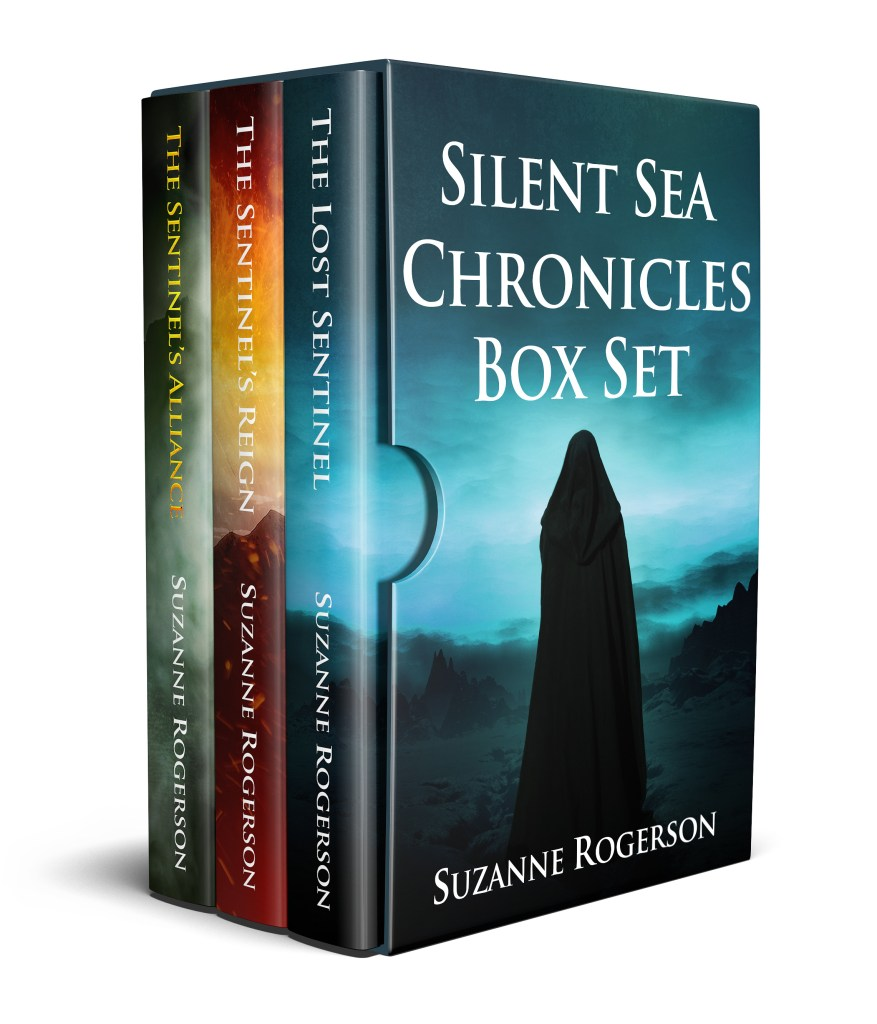 Silent Sea Chronicles box set by Suzanne Rogerson
