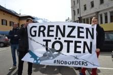 """""""Borders kill"""""""
