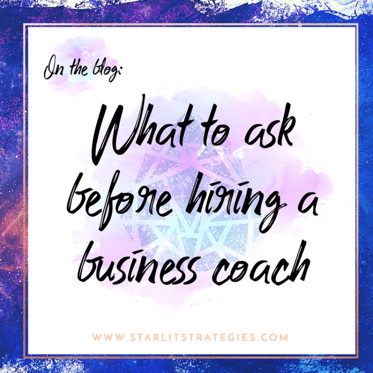Questions to ask before hiring any business coach