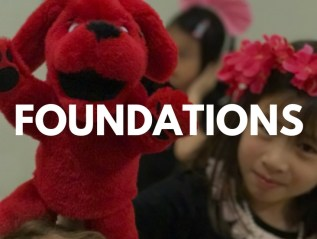 DRAMA SCHOOL HK Foundations