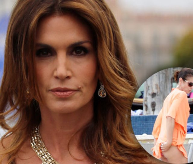 Cindy Crawford Nude Model Quitting 1
