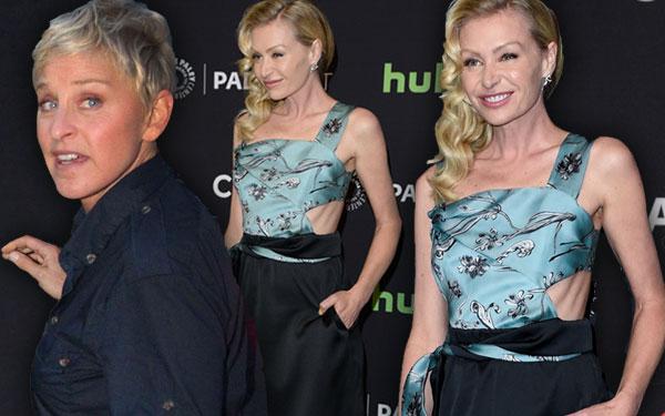 OMG! Portia De Rossi's Frightening New Photos Expose Her