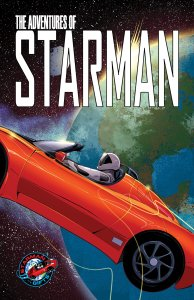 Starman, SpaceX Starman, The Adventures of Starman, Project Starman