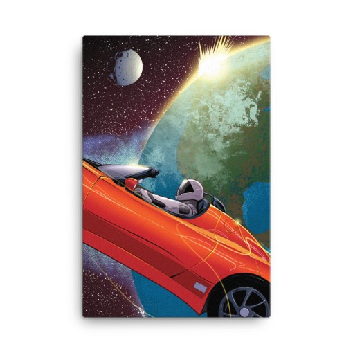 Starman in Roadster, Starman, SpaceX Starman, Elon Musk Starman, Elon Musk
