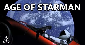Age of Starman, The Age of Starman, Starman, SpaceX, Falcon Heavy