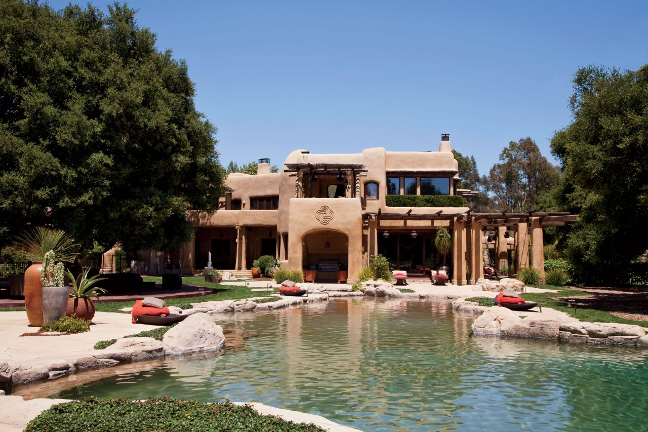 Image result for will smith and jada pinkett smith house