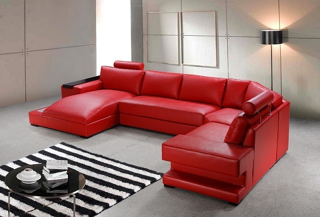 Living Room Furniture Sectionals