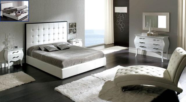 Peninsula White Modern Italian Bedroom set - N Star Modern ...