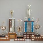 Laser Engraved Trophy Updates