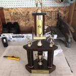 Awards - Trophy Update RMMBA