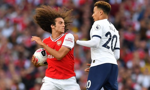 Arsenal 2 - 2 Tottenham
