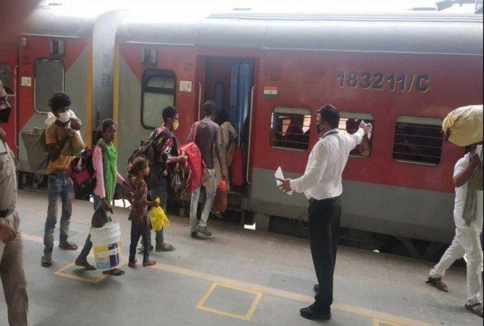 प्रवासी मजदूरों के लिए 16 मई को दादरी और दनकौर रेलवे स्टेशन से चलेंगी