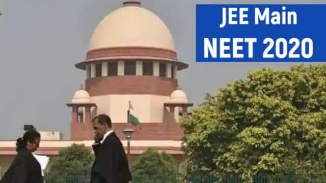 JEE Main NEET 2020: छह गैर-भाजपा शासित राज्यों की पुनर्विचार याचिका पर सुप्रीम कोर्ट आज करेगा विचार