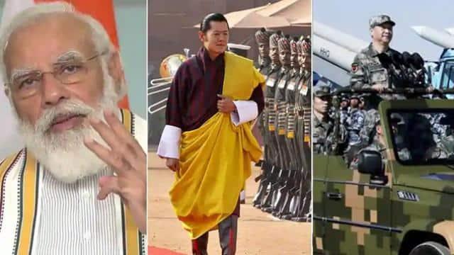 अब भूटान की जमीन हथियाने में जुटा है चीन, जानिए कैसे भारत के लिए भी बढ़ जाएगी परेशानी