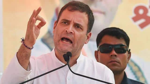 राजनाथ के बयान के बाद पीएम मोदी पर राहुल गांधी का हमला, बोले- चीन का नाम लेने से मत डरो