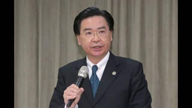 ताइवान ने कहा- चीन से सैन्य खतरा हमारे लिए बहुत वास्तविक