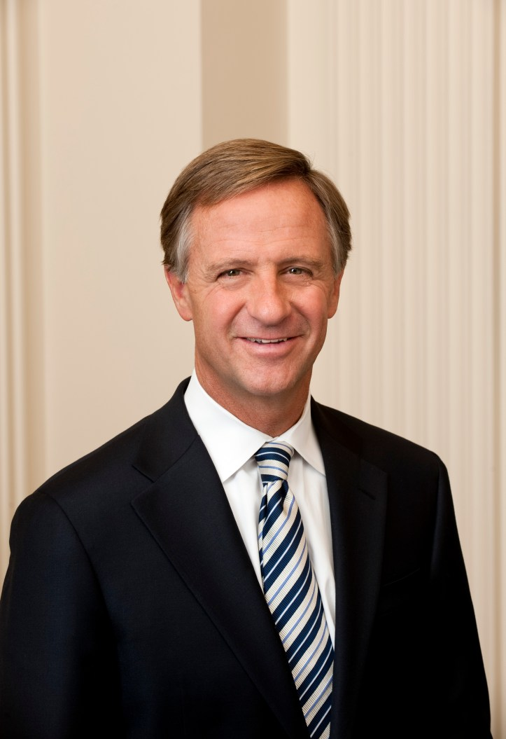 Governor Bill Haslam and First Lady Crissy Haslam