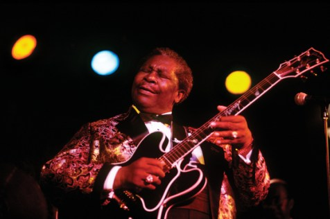 BB King photo