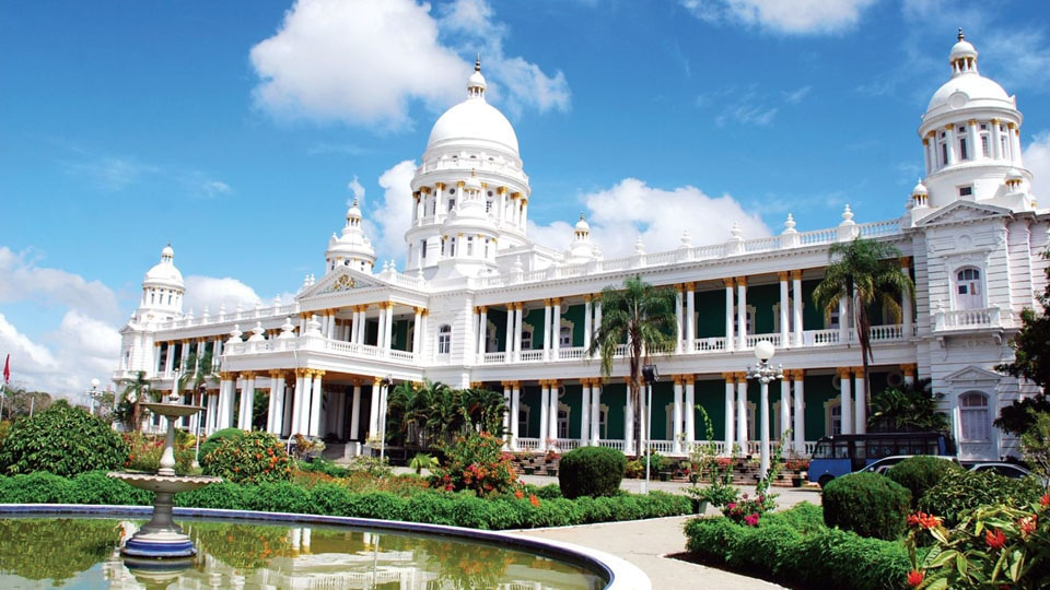 Lalitha Mahal Palace Hotel fully booked in advance: Where will Modi stay?
