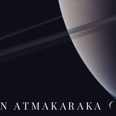 Meaning of Saturn Atmakaraka