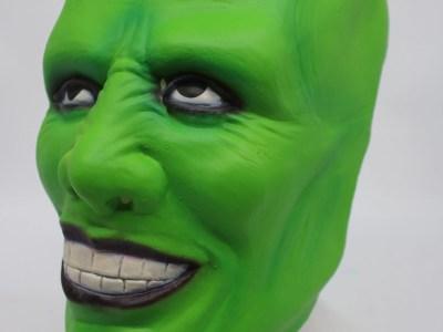 Lateksist mask