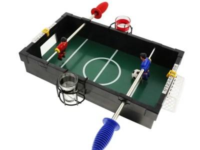 Laua jalgpall pitsidega