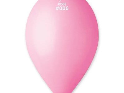 Kummist õhupall roosa (06)