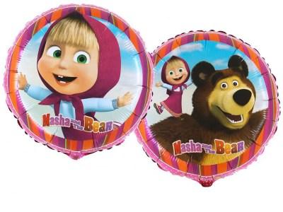 """Õhupall Masha ja Karu 18"""""""