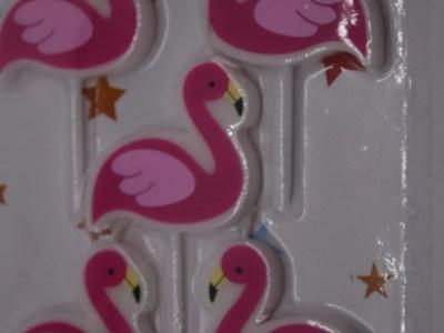 Küünal Flamingo 5tk