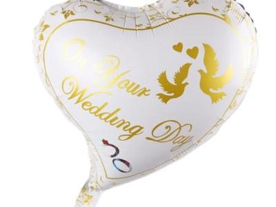 """Õhupall pulmadeks 18"""""""