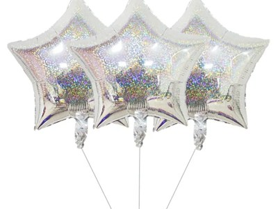 Õhupallid 1tk (45*45cm)glitter