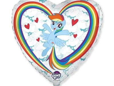 Õhupall  Pony 18″