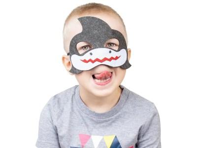 Vildist mask Hai