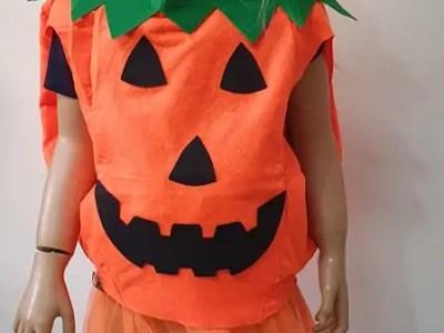 Kõrvitsa kostüüm lastele