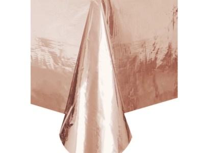 Plastikust laudlina rosegold 1,37*2,74cm