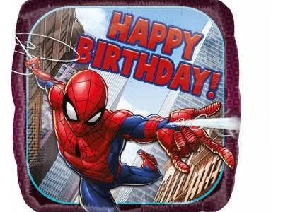Foolium õhupall  Spiderman  (43 cm)