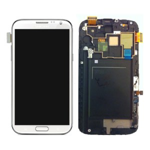 Samsung Galaxy Note 2 White LCD Screen