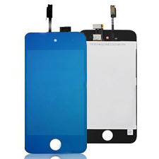 Spare Parts ,Lcd Screen Touch Screen Electroplated iPOD Touch 4G