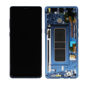SAMSUNG GALAXY NOTE 8 LCD DISPLAY ASSEMBLY BLUE