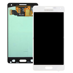 Samsung Galaxy A5 White LCD Screen