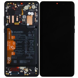 HUAWEI P30 PRO LCD DISPLAY ASSEMBLY BLACK