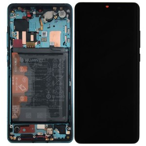 Genuine Huawei P30 Pro Lcd Screen Display Aurora Blue