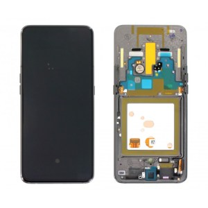 Samsung Galaxy A80 Silver LCD Screen