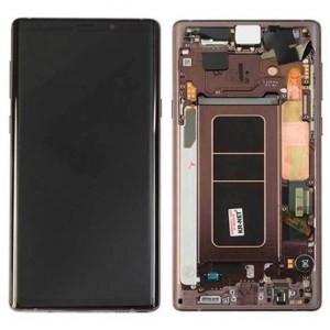 Samsung Galaxy Note 9 Gold LCD Screen