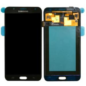 Samsung Galaxy J7 LCD Screen Complete With Frame Assembly Unit Black