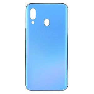 Samsung Galaxy A40-Replacement Battery Cover Blue