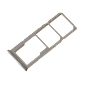 For Samsung Galaxy A30 (A305) Replacement Sim Card Tray Holder White