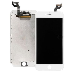 iPhone 6S White LCD Screen