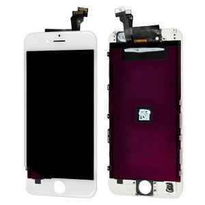 For iPhone 6 White LCD Screen
