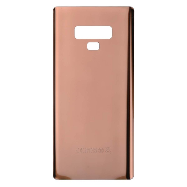 For Samsung Galaxy Note 9 Replacement Glass Battery Cover -Gold
